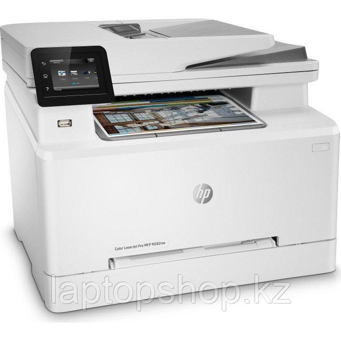 Многофункциональное устройство, HP 7KW72A HP Color LaserJet Pro MFP M282nw Prntr (A4)