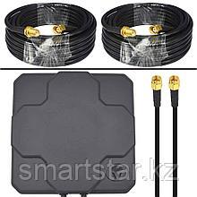 4G LTE антенна Sota MIMO DP9. Универсальная уличнаяпанельнаяантенна