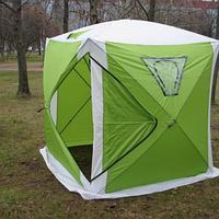 Палатка куб для зимней рыбалки 1620