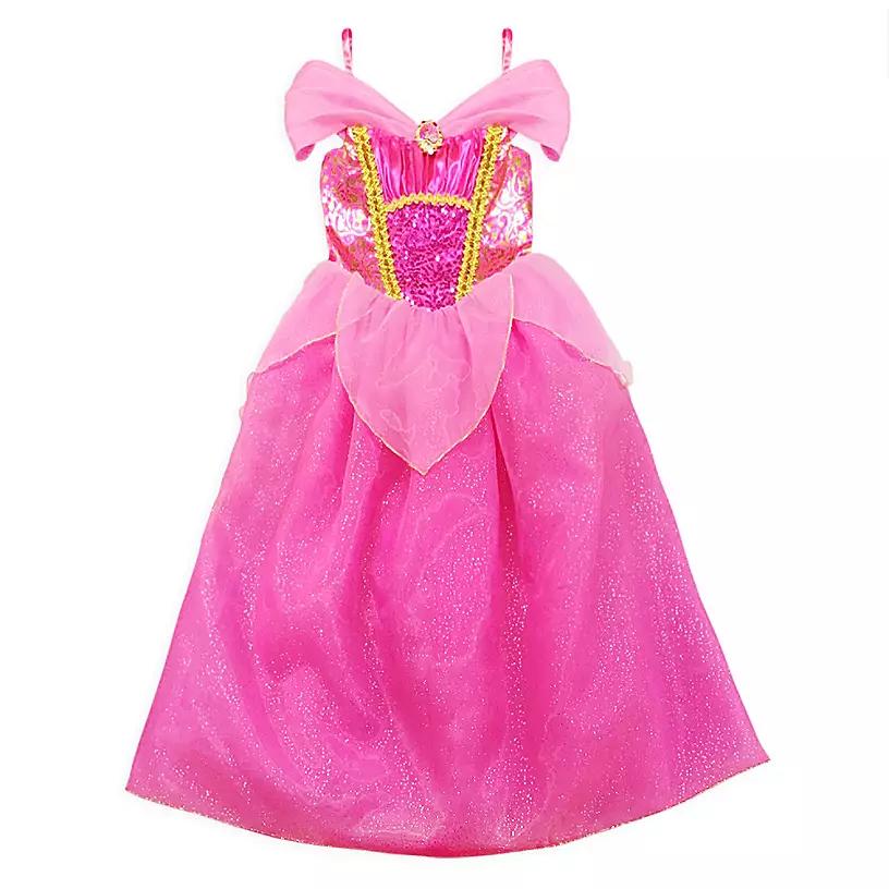 Новогоднее платье принцессы Авроры - фото 1