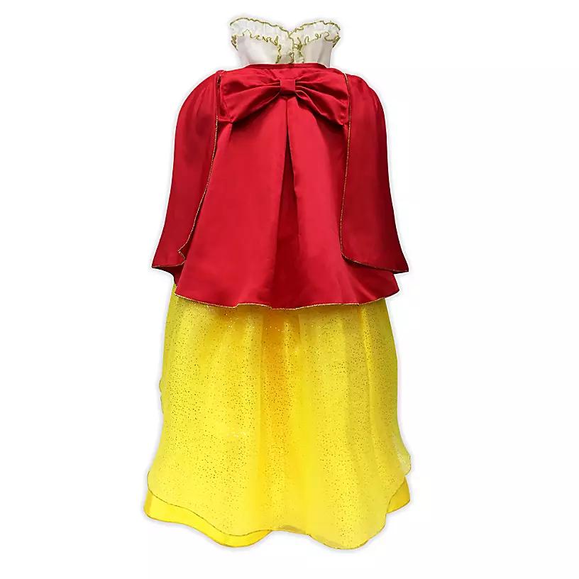 Новогоднее платье принцессы Белоснежки - фото 2