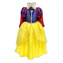 Новогоднее платье принцессы Белоснежки