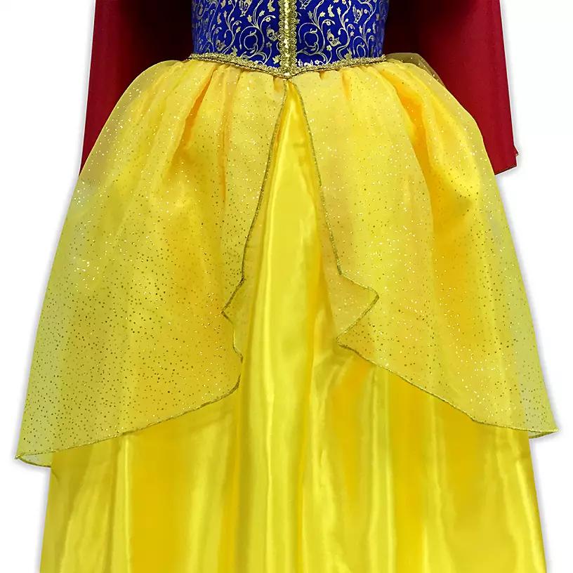 Новогоднее платье принцессы Белоснежки - фото 4