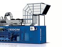 TEDOM QUANTO Газопоршневая когенерационная установка