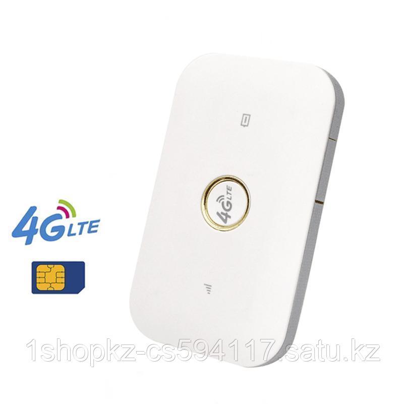 Карманный роутер 4G LTE 150 Мбит с слотом для sim-карты