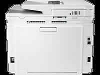 Многофункциональное устройство, HP 7KW75A, HP Color LaserJet Pro, MFP M283fdw Prntr (A4), фото 1