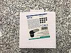 Удлинитель в столешницу врезной 1 розетка SLIDE (Schucko), 60 мм, 1xUSB 2,4A, провод 1,9м, инокс, овальный, фото 8