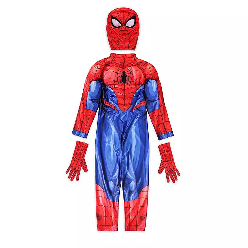 Новогодний костюм Человека Паука