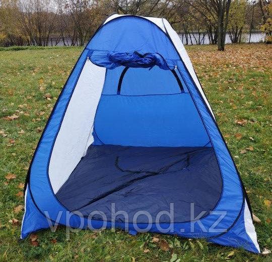 Палатка для зимней рыбалки с дном на  молнии 2х2