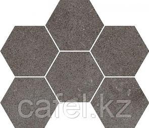 Керамогранит 30х60 - Лофтхаус | Lofthouse темно-серый мозайка