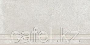 Керамогранит 30х60 - Лофтхаус | Lofthouse светло-серый ступень