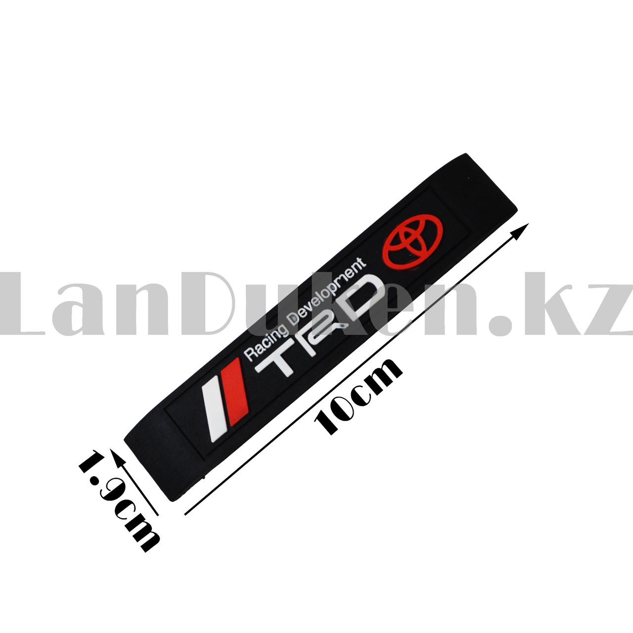 Накладки защитные на двери машины Fouring Black Label TOYOTA - фото 7