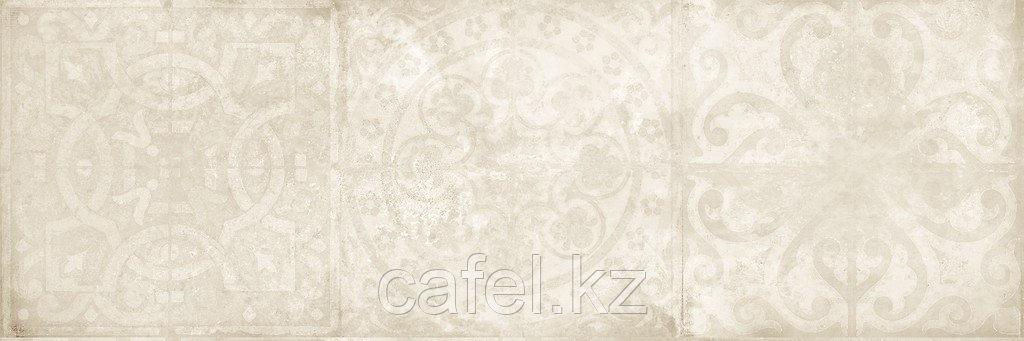 Кафель | Плитка настенная 25х75 Луара | Luara декорированная бежевый
