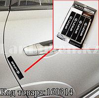 Накладки защитные на двери машины Fouring Black Label LEXUS