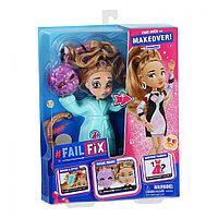 ФейлФикс 38190 Игровой набор кукла 2в1 Слэйт Диджей с акс. TM FAILFIX
