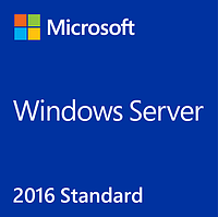 Microsoft Windows Server Standard 2016 64-Bit Английский (P73-07113)