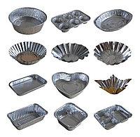 Фольгированные формы для выпечки и запекания.