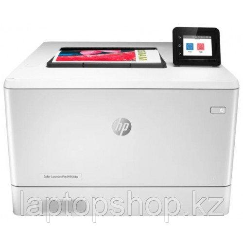 Принтер HP W1Y45A HP Color LaserJet Pro M454dw Printer (A4)
