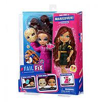 ФейлФикс 38191 Игровой набор кукла 2в1 Лавс Глэм с акс.TM FAILFIX