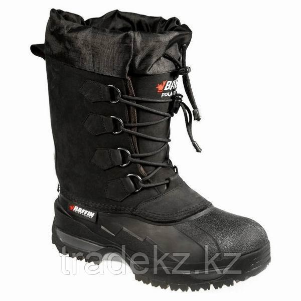 Обувь, сапоги, ботинки для охоты и рыбалки BAFFIN POLAR SHACKLETON черный, размер 7