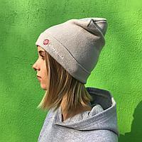 Изготовление шапок, шарфов, флисовых пледов и мн.др с логотипом