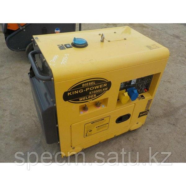 Дизельный сварочный генератор King-Power K10000LNW (Nimbus)