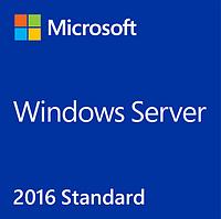 Microsoft Windows Server Standard 2016 64-Bit Русский (P73-07122)