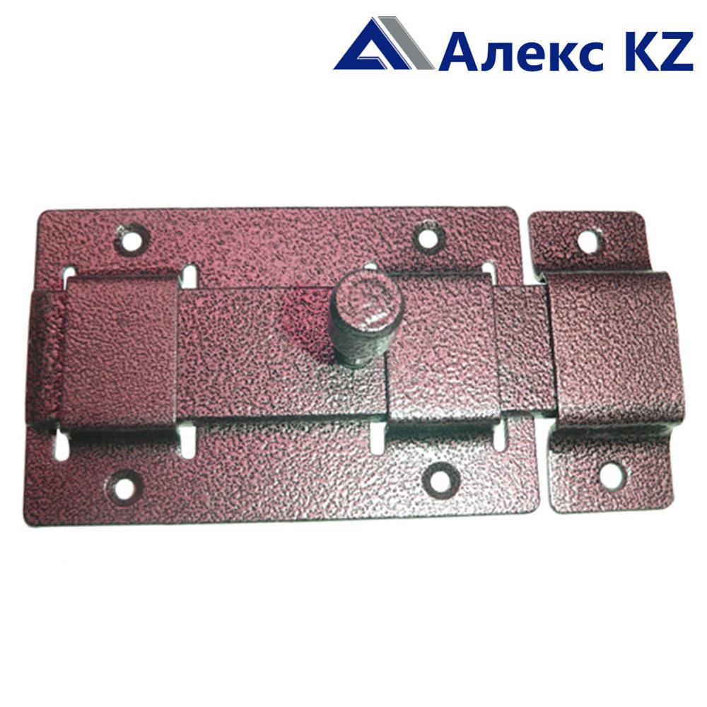 Задвижка дверная ЗД-02 полимер медь