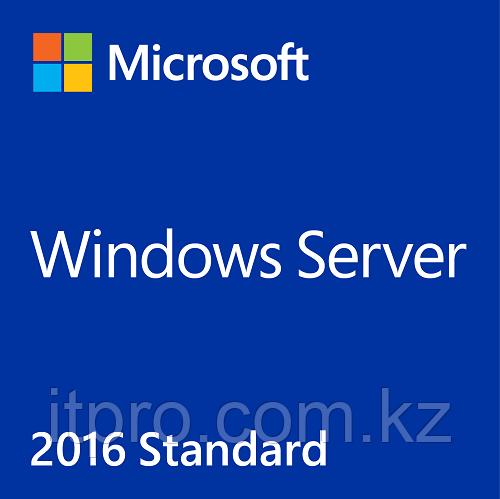 Microsoft Windows Server Standard 2016 64-Bit Английский (P73-07132)
