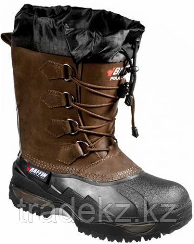 Обувь, сапоги, ботинки для охоты и рыбалки BAFFIN POLAR SHACKLETON коричневый, размер 13