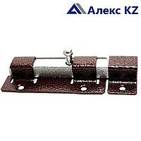 Задвижка дверная ЗД-06 полимер медь
