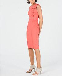 Calvin Klein Женское платье -Т1