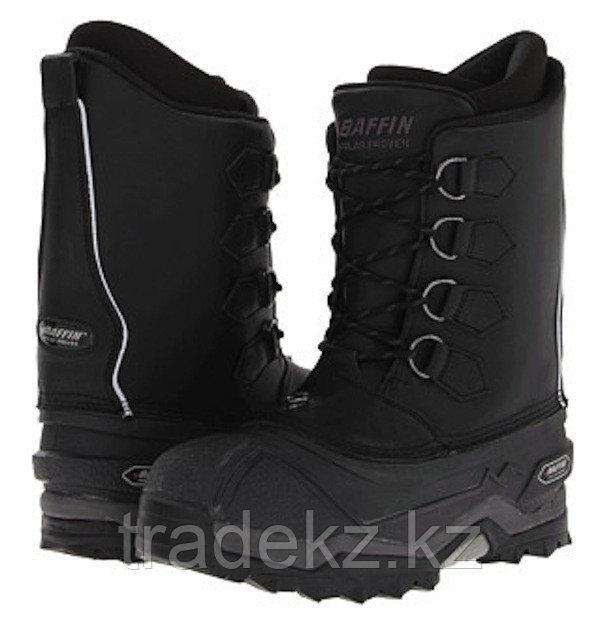Обувь, сапоги, ботинки для охоты и рыбалки BAFFIN EPIC CONTROL MAX черный, размер 7