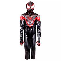 Новогодний костюм Черного Человека Паука