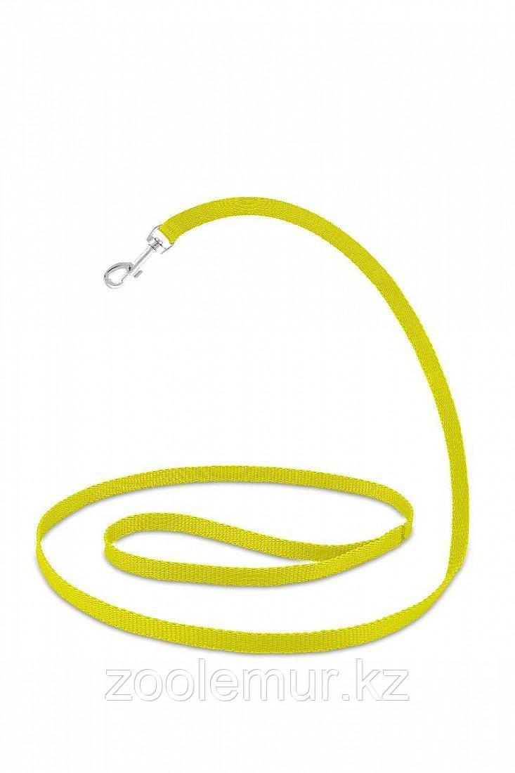 Повод Saival Classic «Color» Желтый 1,2м - 10мм