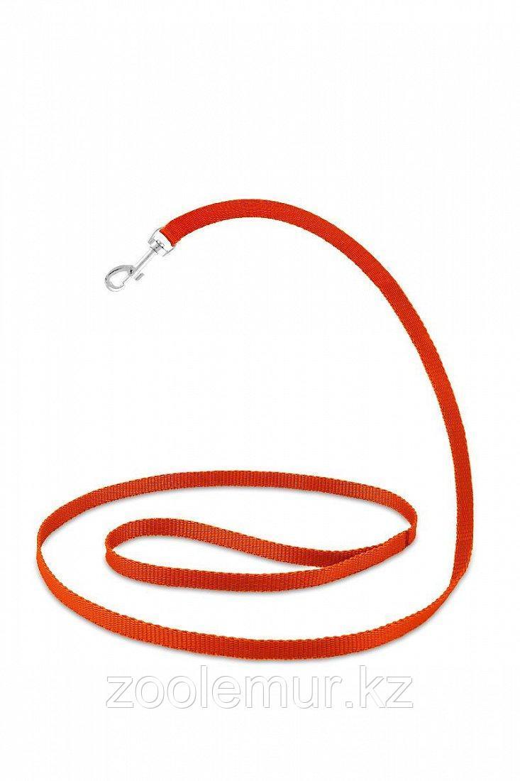 Повод Saival Classic «Color» Оранжевый 1,2м - 10мм