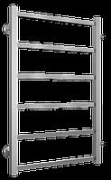 Водяной полотенцесушитель Terminus Вега П6 575*806 б/п, квадратная труба, серия Эконом