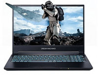 Игровой ноутбук Dream Machines G1650-15XX09 15.6** FHD IPS, i7-10750H, GTX1650 4GB, NO RAM(Max 32GB- 2 слота),