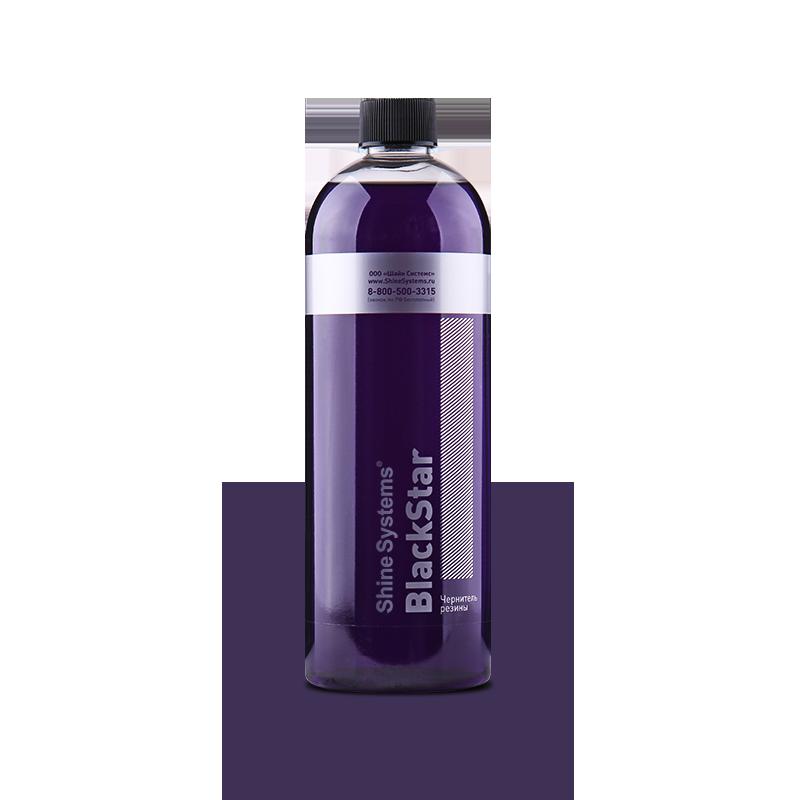 BlackStar – чернитель резины (750 мл)