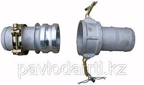 Камлоки / Ремонтное соединение / Соединения для шлангов д. 25 мм