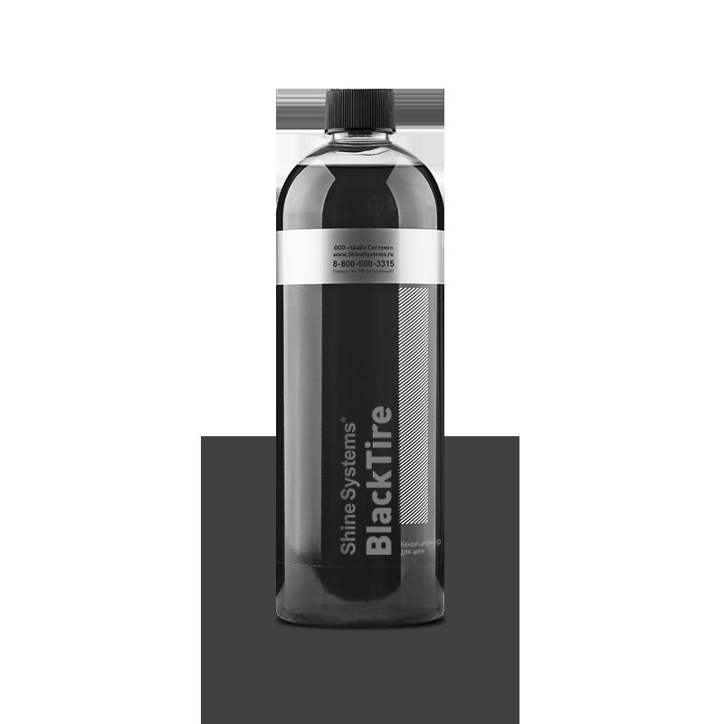 BlackTire – кондиционер для шин (750 мл)