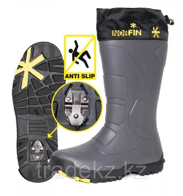 Обувь, сапоги для охоты и рыбалки Norfin Klondaik, размер 45