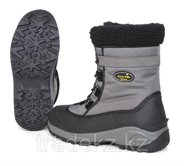 Обувь, ботинки, сапоги для охоты и рыбалки Norfin Snow Gray, размер 40