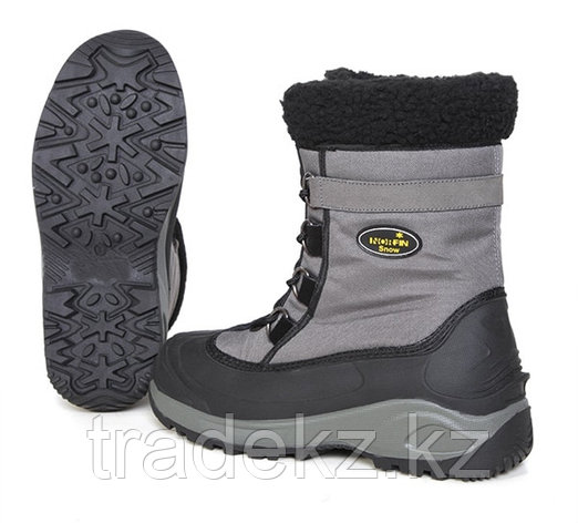 Обувь, ботинки, сапоги для охоты и рыбалки Norfin Snow Gray, размер 41, фото 2
