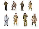 Одежда и обувь для туризма, охоты, рыбалки, спецодежда
