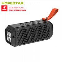 Портативная стерео колонка Hopestar P17 (Bluetooth, TWS, FM, MP3, AUX, Mic)