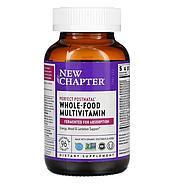 New Chapter, Perfect Postnatal, мультивитамины из цельных продуктов, 96 вегетарианских таблеток, фото 2