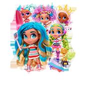 Куклы LOL Surprise и Hairdorables