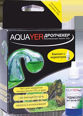 AQUAYER Комплект Дропчекер и Индикатор СО2