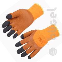Перчатки оранжевые # 300